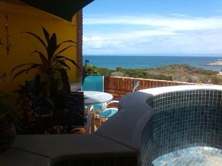 Apartamento (Pent House) en Playa El Angel, Isla Margarita, con vista al mar.